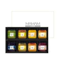 마맘 무설탕 프리미엄 잼 선물세트 (8P)