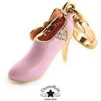 [참스홀릭]Pretty ribbon pump shoes pink cks053