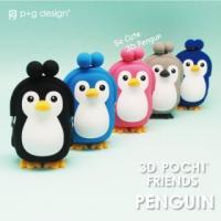 3D POCHI FRIENDS PENGUIN