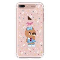 라인프렌즈 iPhone7 + CHOCO ICE Cream CASE