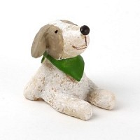 Resin animal - 12 Dog