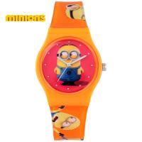 [minions] 미니언즈 캐릭터 손목시계 M1606-D