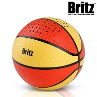 브리츠 휴대용 블루투스 스피커 BZ-MAB16 Basket Ball (통화+음악 / 마이크내장 /  45mm 프리미엄 유닛 / USB 충전)