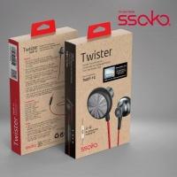 싸코 TWOP-1G 오픈형 이어폰