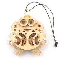 개구리 (WDT190241) 우드토이 3D 목재퍼즐