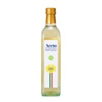 안드레아밀라노 유기농 화이트와인 식초 500ml
