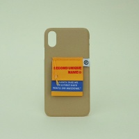 [주문제작]SUN CASE LABEL COFFEE BEIGE