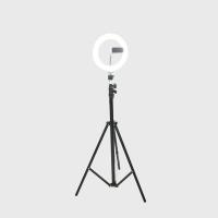 개인방송용 LED 라이트 원형 램프 (20cm) LCIF302