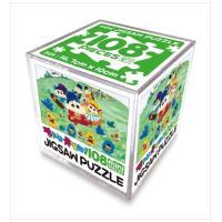 짱구는 못말려! 직소퍼즐 108pcs 미니: 코사크 축제