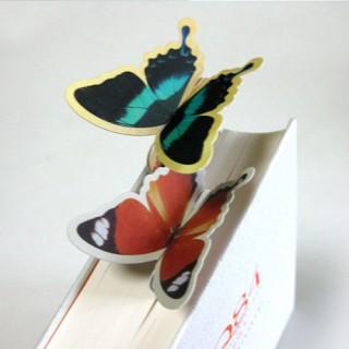 나비의 꿈 (4종 택1) - 책갈피 카드