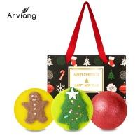 [아르비앙] 크리스마스 선물세트 3구-B /거품입욕제