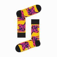 HAPPY SOCKS 해피삭스 Andy Warhol Cow Sock