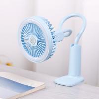 KC인증 책상침대 LED램프 선풍기 Tropical+비치백