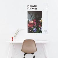 Flower Flovor 플라워 패브릭포스터 태피스트리