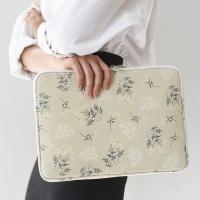 바투카 데일리라이크 lace flower 노트북파우치 13.3
