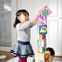 탑쌓기 블록 이부 리드투미 토트타워