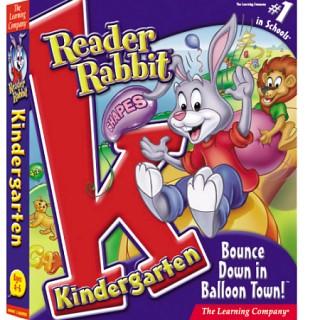 [CD-ROM] 리더래빗 Kindergarten - 유치원 종합학습