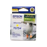 엡손(EPSON) 잉크 C13TO75470 / 노랑 / Styius C59/CX2900/CX2905