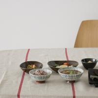 포츠머스 린넨100% 2인 식탁보 - 2color