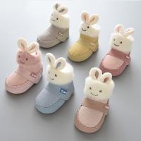 뉴 귀 쫑긋 토끼 유아 양말보행기화(0-16개월) 203976