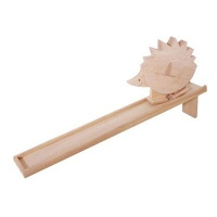 [WOODEN TOYS] NATURAL WALKING HEDGEHOG