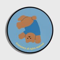 Rolling bear-baby blue(스마트톡)