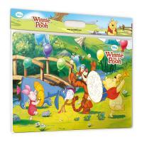 [Disney] 디즈니 곰돌이 푸 판퍼즐(80피스/D80-11)