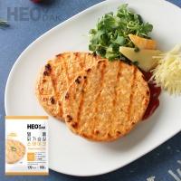 [허닭] 일품 닭가슴살 스테이크 치즈불닭 100g