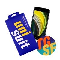 아이폰SE2 전용 3D 풀점착 강화유리 1매+서피스 1매