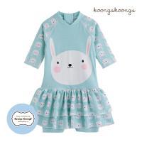 [베이비수영복] 민트바니수영복 영유아수영복 수트수영복