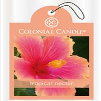 COLONIAL CANDLE 자연방향제 열대 과즙