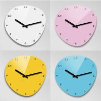 Reflex 자갈 컬러 무소음벽시계(대) JAG280시리즈 5종