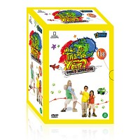 [영어 DVD] Are We There Yet : World Adventure 1집 (6 Disc)-총 39개 에피소드