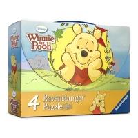 곰돌이 푸와 친구들 퍼즐(36X2,25X2 피스/07201)