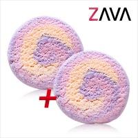 자바(ZAVA) 천연 거품 입욕제 -버블홀릭1+1