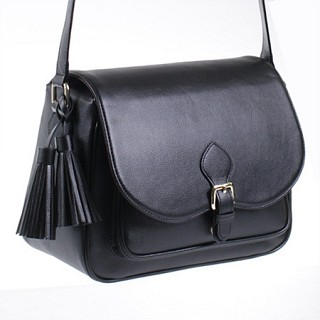 LOPELOPE CAMERA BAG / BLACK
