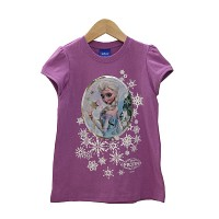 [Disney 正品] FROZEN Elsa silver tee