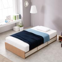 [노하우] 베이직 3단 서랍형 슈퍼싱글 침대