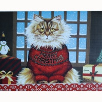 크리스마스 카드 SQUEAKYS CHRISTMAS