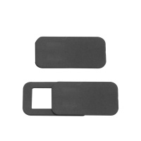 PC카메라 보안커버 / 웹캠 렌즈 커버 (블랙) LCID638