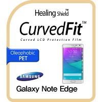 [힐링쉴드] 갤럭시노트 엣지(2015년 이전 모델) CurvedFit 올레포빅 액정보호필름 2매(LCD 풀커버)(HS150864)