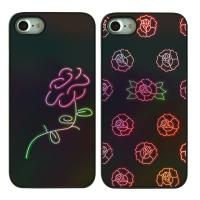 DPARKS NEON ROSES 갤럭시S8 TWINKLE CASE
