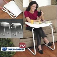 접이식 테이블 베드트레이 1인용테이블 소파테이블