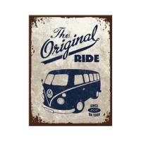 노스텔직아트[14297] VW Bulli - The Original Ride