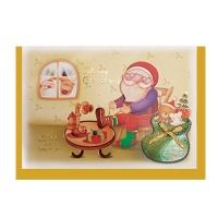크리스마스카드/성탄절/트리/산타 지금은준비중(FS204-4)