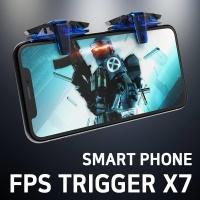 스마트폰 모바일 배그 트리거 X7 (좌/우 양쪽 1세트)