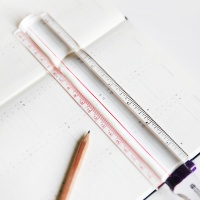 [Mighty Bright]RED LINE RULER
