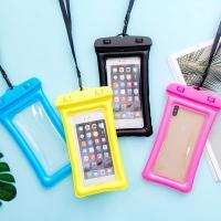 스크린터치 물놀이 휴대폰 스마트폰 방수팩 케이스
