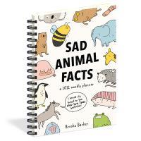 2021년 플래너 Sad Animal Facts