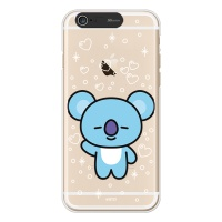 BT21 iPhone6/ iPhone6 Plus 코야 라이팅 케이스(Soft)